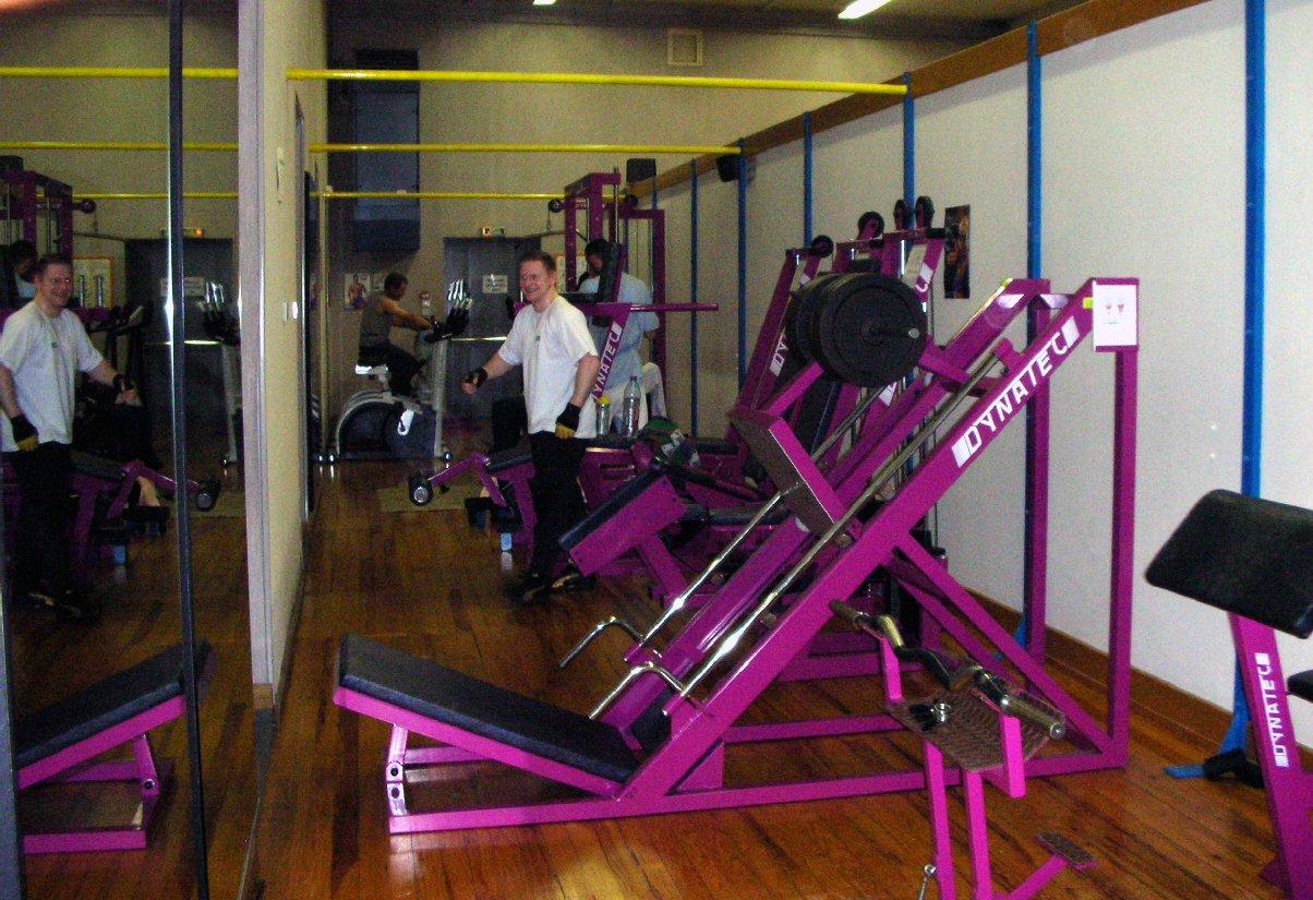 2008 mai club fitness la solution pour votre bien tre for Club piscine fitness tapis roulant